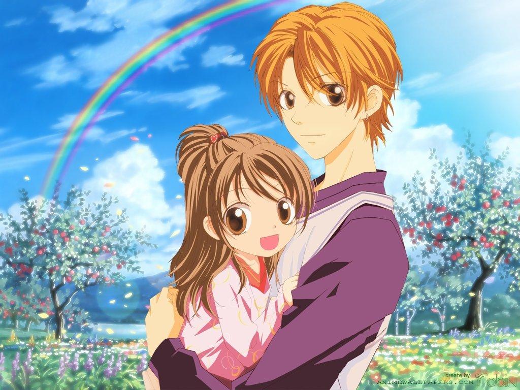 Top anime of aishiteruze baby